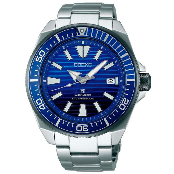 Seiko - Save The Ocean Special Edition Ur - Ø43,8